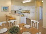 Oceanfront Long Beach Kitchen