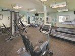 Oceanfront Long Beach Gym