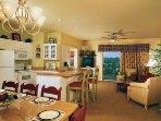 Wyndham Mountain Vista Living Area.