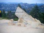 Estes Park Sign.