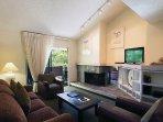 Club Lakeridge Resort Suite Living Area.