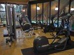 Carriage Ridge Resort Fitness Center.