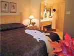 Carriage Ridge Resort Suite Bedroom.