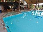 Carriage Ridge Resort Outdoor Swimming Pool.