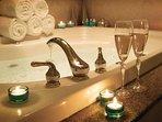 Carriage Ridge Resort Suite Bathroom.