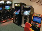 Wyndham Skyline Tower Game Room