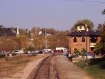 Galena, IL train statio