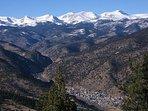 Idaho Springs.