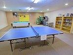 Heidelberg Inn Ping Pong Table