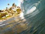Orange county surf.