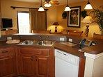 Wyndham Bonnet Creek Kitchen Overview