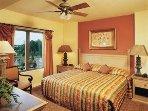 Wyndham Bonnet Creek Master Bedroom