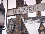 Grande Villas Universal Studios Orlando Hogwarts View