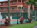 Florida Vacation Villas Tennis Court