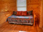Loft Twin Daybed with Twin Trundle that Sleeps 2