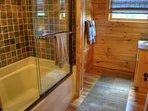 Granite Counter Vanity in 2nd Master Bathroom