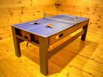 2-in-1 Game Table-Ping Pong