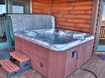 6 person Hot Tub