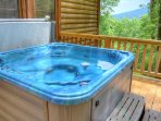 PRIVATE Hot Tub for 6