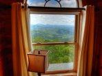Views from Master Bedroom on upper floor