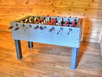 Enjoy a Friendly Game of Foosball