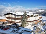 Angerer Familienappartements Tirol Winter