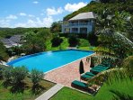 Nonsuch Bay Resort Luxury Apartment by Pool, Superb Panoramic Bay View,Beach 80m