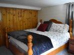 Lower level Bedroom #3, King Bed