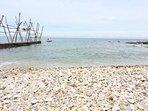 Bašanija pebble beach