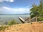 Situated along the shores of Lake Michigan, you'll be close to outdoor activities and wineries that will make your...