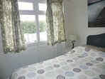 2 bedroom holiday home, fully furnished for your comfort. 5 minutes walk from the beach.