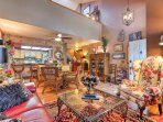 Combining old-world flare with modern-day comforts, this property has everything you need to feel right at home.