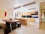 Modern Thai Kitchen / Dining