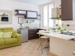 Casa Letizia TWO living room