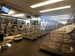 Fitness center - 24,000 square feet