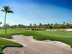 Golf - enjoy 50% off green fees