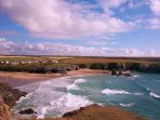 Porthcothan Bay