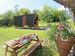 Hagg Hill Farm Retreat Shepherds Hut