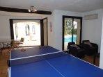 James Bond apartment living / games room
