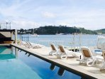 Onyx Harbour Luxury Resort Residences Pool - 5 star accommodations in the heart of Port Vila