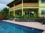 Private Pool at Pua Melia