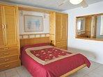 Sleeping Area/Queen Murphy Bed