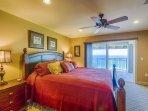 Ocean Front Master Bedroom