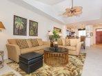 Living Area includes a sofa sleeper