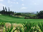 Nice Golf Course and Ocean Views