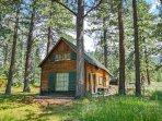 Rustic Tahoe Cabin