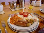 Gerry's grilled full English Breakfast