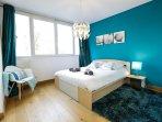 Aquarius bedroom