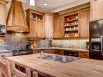 Snowbanks 1 Kitchen