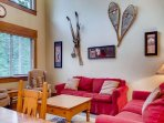 Snowbanks 1 Lounge